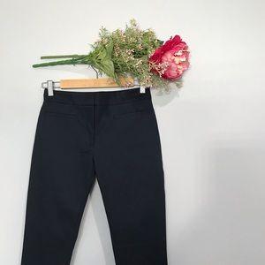 Club Monaco | Skinny Ankle Navy Dress Pants SZ 00